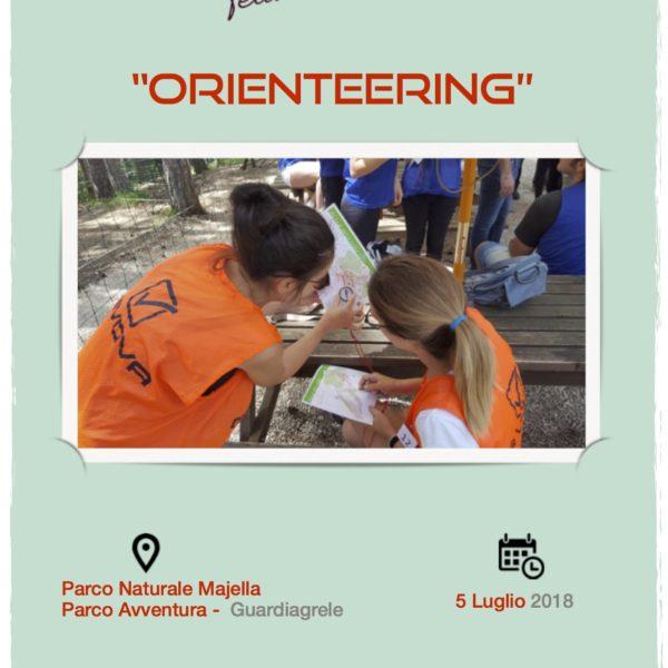 team building orienteering
