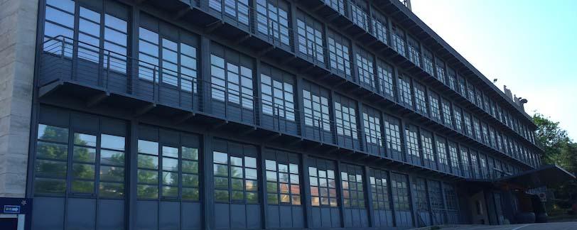 Immagine edificio ITAB